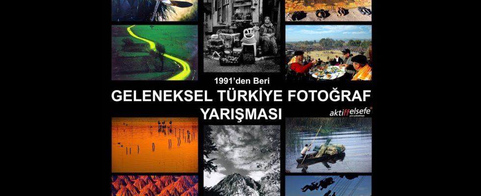 25. Geleneksel Türkiye Fotoğraf Yarışması