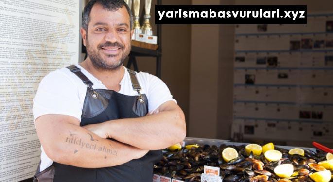 Midyeci Ahmet Midye Yeme Yarışması