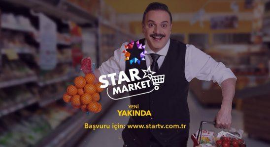 Star Market Yarışma Başvurusu
