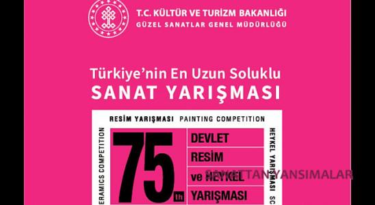 Devlet Resim Ve Heykel Yarışması 2021